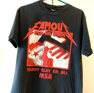 2 for $30 Famous stars & straps tshirt